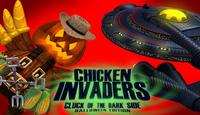 Вторжение кур 5. Тёмный клюв. Halloween Edition